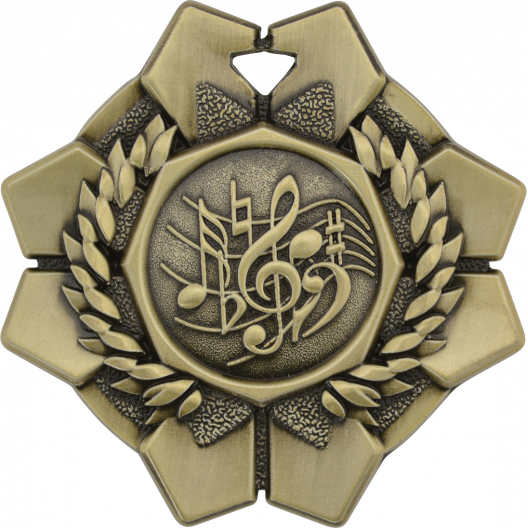 Imperial Medal - Music